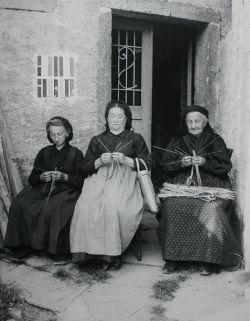 Foto storiche custodite al Museo Onsernonese